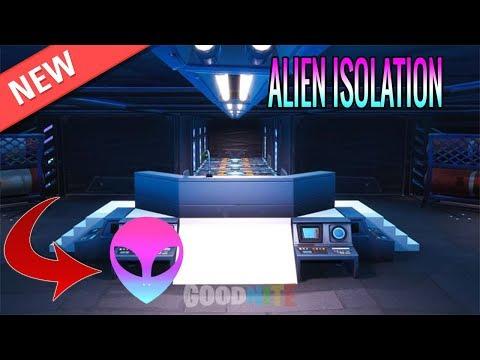 ALIEN ISOLATION  ! *FORTNITE-ESCAPE GAME* |