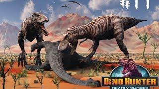 Охотник на динозавров Регион-5 ЛУК.Выживание.Андроид игра про динозавров.Dino hunter.