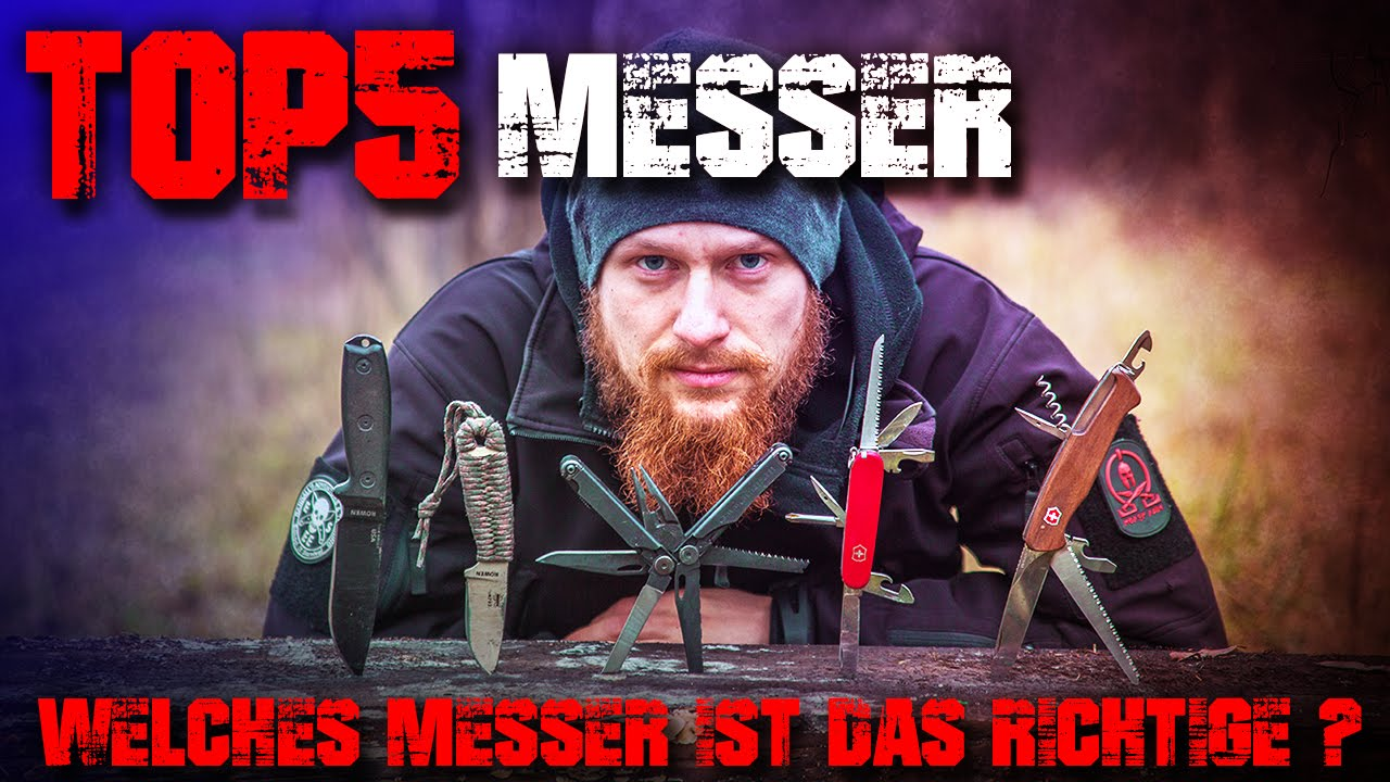 top 5 messer welches messer kaufen ist das richtige outdoor survival bushcraft edc beste test. Black Bedroom Furniture Sets. Home Design Ideas