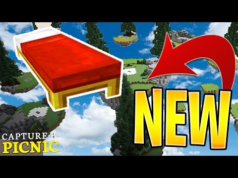 WE SET A NEW BEDWARS CAPTURE MODE RECORD! (FASTEST WIN SO FAR!)