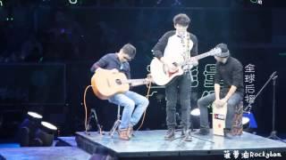 131227 白举纲江油跨年演唱会 全程高清视频 by 菠萝油Rockybun