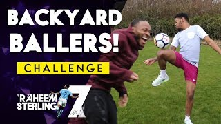 FOOTBALL CHALLENGES | My mates think they're professional! 😂