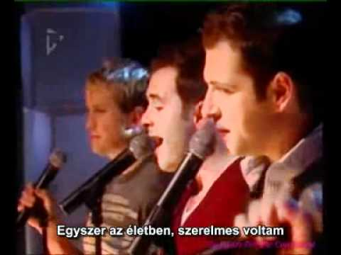 Westlife - Total Eclipse Of The Heart (Magyar felirat - Hunsub)