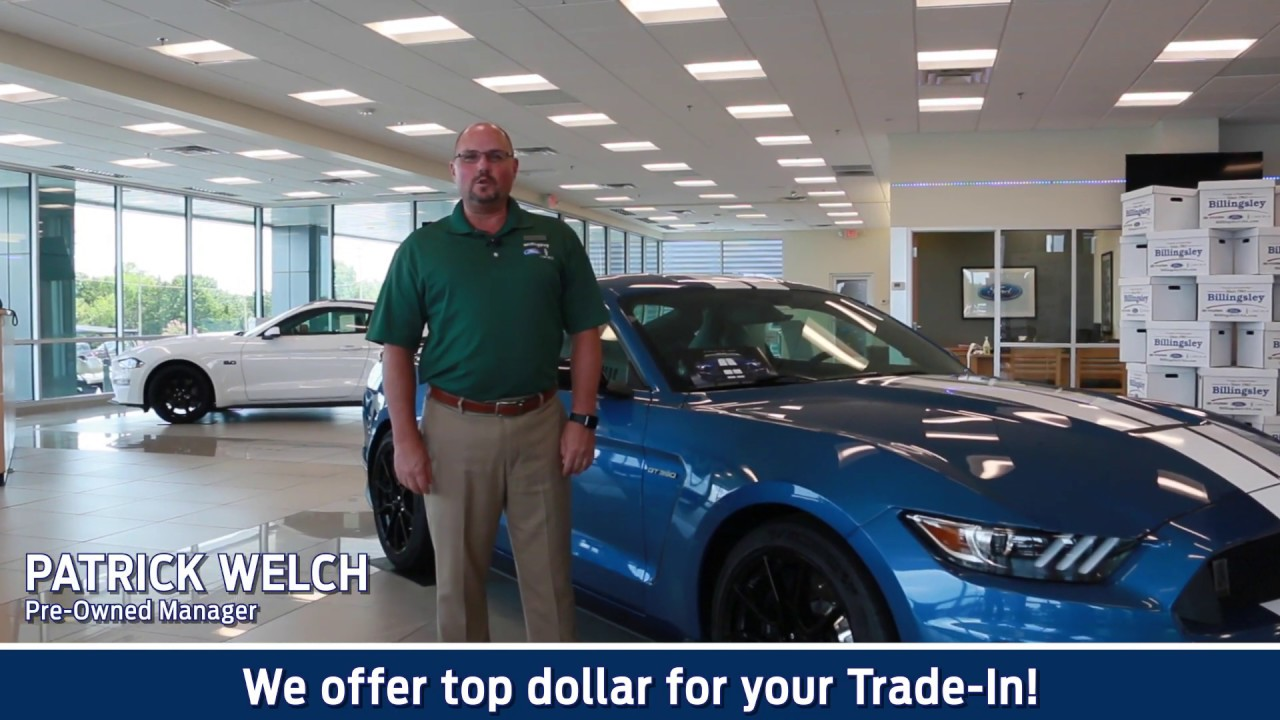 Billingsley Ford Ardmore >> Billingsley Ford Of Ardmore We Want Your Trade In Youtube