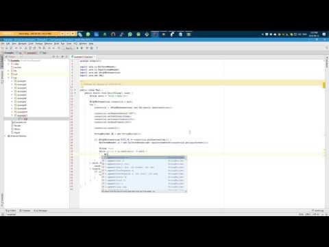 Пример HTTP-запроса на Java