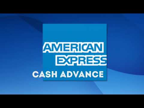 AMEX: The Cash Advance Feature