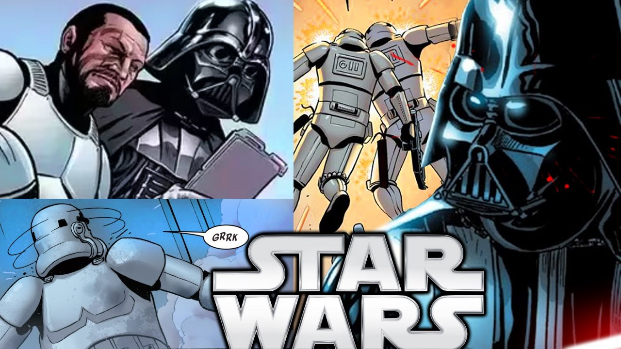 a3e117c6 How Did Darth Vader Punish Stormtroopers and the 501st? Star Wars Explained
