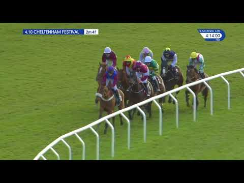 2018 OLBG Mares' Hurdle - Benie Des Dieux - Racing UK