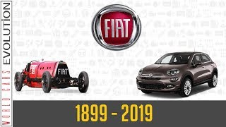W.C.E - Fiat Evolution (1899 - 2019)