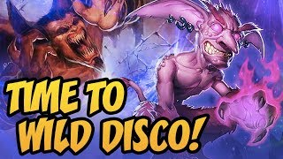 Time To Wild Disco! | Wild Discolock | The Boomsday Project | Hearthstone