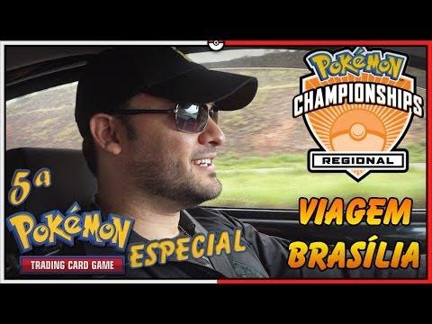 5º Pokémon ESPECIAL: Viagem, Torneio Regional Brasília