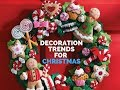 Best Christmas Decoration Trends for December 2019