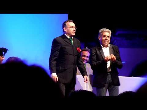 L'onorevole Splendido annuncia il suo programma politico - La Pola Tour 2013