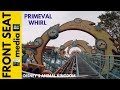 Primeval Whirl POV HD On-Ride Disney World Animal Kingdom Roller Coaster Orlando GoPro Hero4 Florida