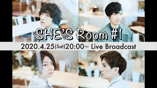 SHE'S Room #1