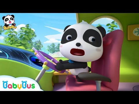 【New】Baby Panda's Submarine's  Broken | Help Baby Whale Go Home | Magical Chinese Characters|BabyBus