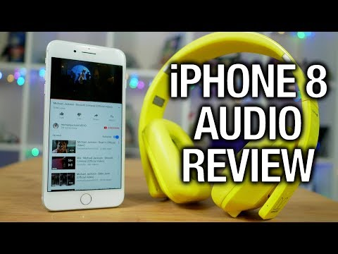 Apple iPhone 8 Real Audio Review: Not much has changed…