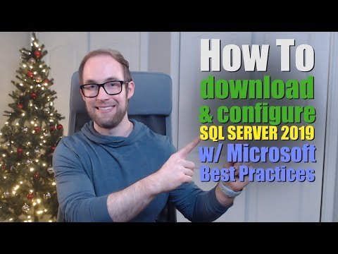 Install SQL Server – Step By Step Guide (Best Practices)