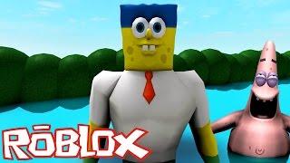 Roblox: ESCAPE DO BOB ESPONJA !! - (Flucht aus dem Spongebob)