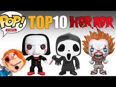 TOP 10 FUNKO POP HORRORTERROR