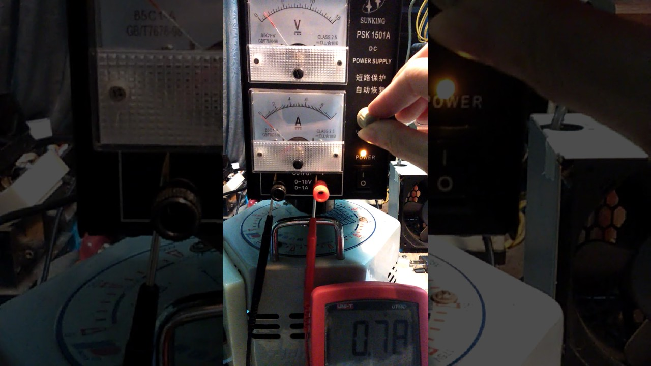 Test My Cp Ngun 0 15v 1a Youtube Power Supply
