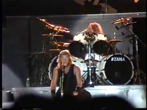 Metallica - Live in Houston, TX, USA (1994-08-07) [Full show]