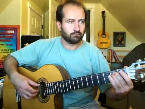 Eleanor Rigby (Beatles) FREE Guitar Tab by John McCoy, Skype Guitar Lessons On Webcam