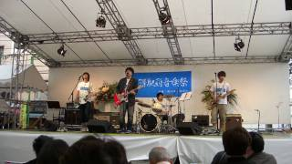 奥澤駅前音楽祭2010に出演(May.22.2010) unista official web site ht...