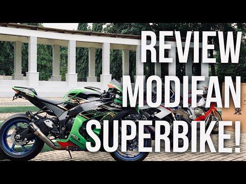Semuanya Bikin Ngilerrr! - #102 Review Modifan Superbike Para Sultan!