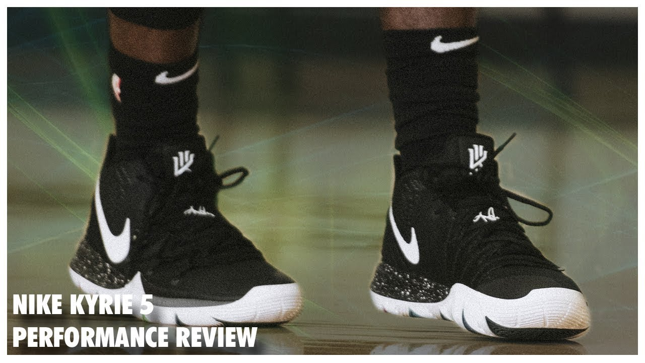 wholesale dealer 3c242 dfc91 Nike Kyrie 5 Performance Review. WearTesters
