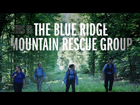 Meet The Blue Ridge Mountain Rescue Group At UVA