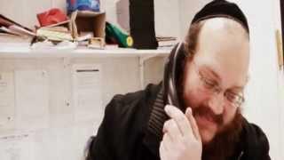Yiddischkeit in London Stamford Hill (english)
