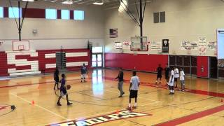 5 Out Motion Offense