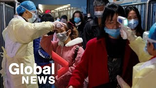 Coronavirus outbreak: Government efforts to evacuate Canadians in Wuhan