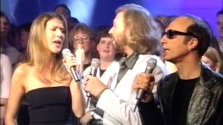 Immortality Celine Dion Bee Gees LIVE Awesome Quality TOTP 1998.mp3