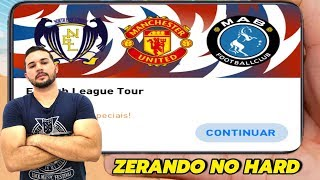 ENGLISH LEAGUE TOUR,ZERANDO  NO HARD DO PES 2020 MOBILE