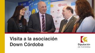 Visita instalaciones Asociación Down Córdoba