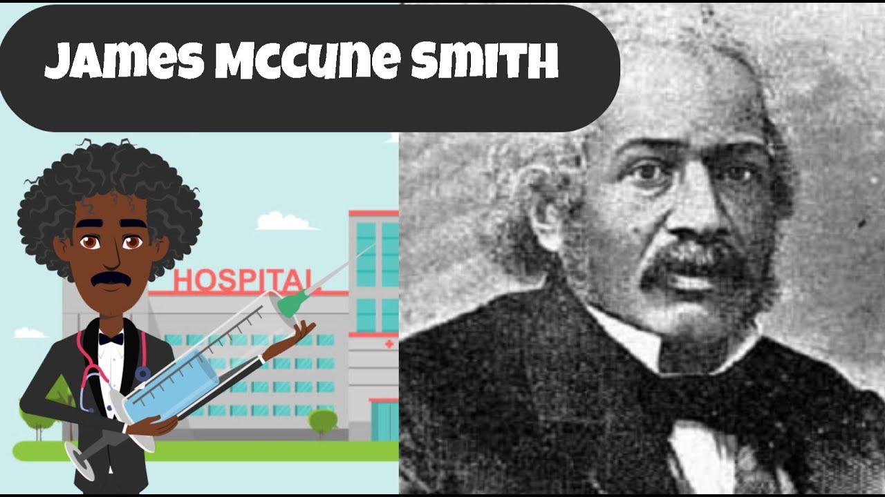 Insightful Classroom Series - Field Of Medicine - Part 4 - James McCune Smith - Black History