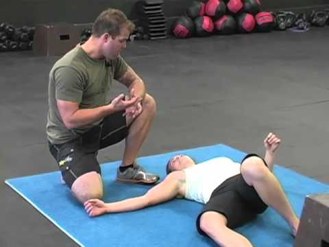 CrossFit - Upper Body Maintenance by Kelly Starrett