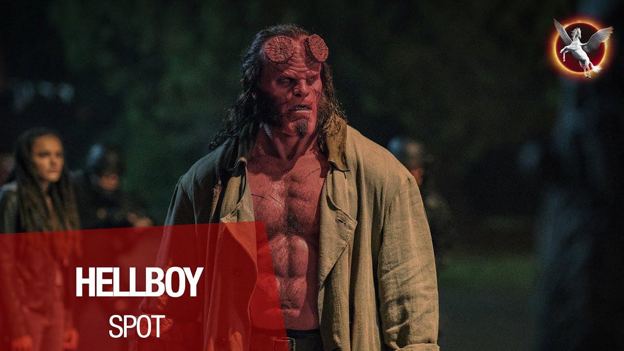 HELLBOY (David Harbour, Milla Jovovich) - Bienvenue en enfer !