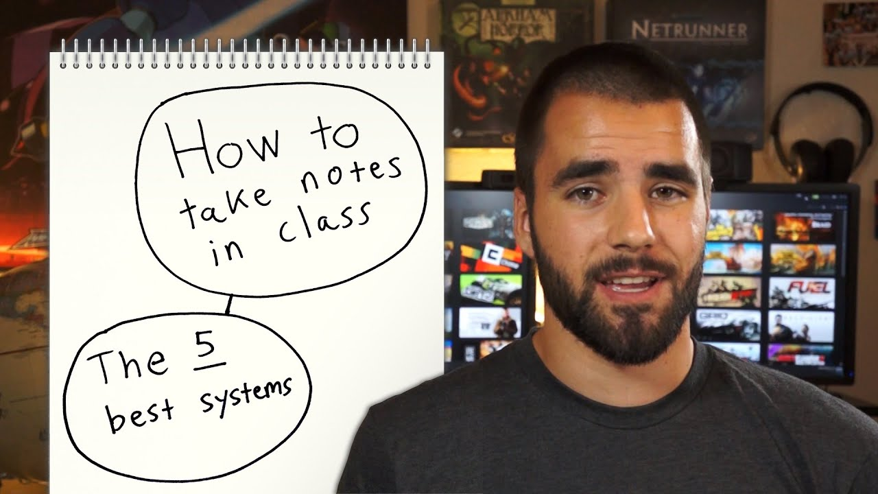 Download How to Take Notes in Class: The 5 Best Methods - College Info Geek