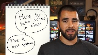 What's the best way to take lecture notes? In this video, I'll go o...