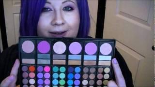 Review - Blush Professional 78 Colour Make Up Palette