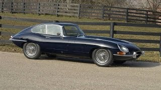1965 Jaguar E-Type Series 1 4.2-Litre Fixed Head Coupe