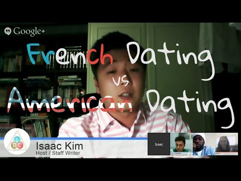 Loving Abroad #6: French dating vs American dating