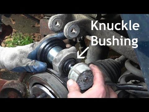 Suspension Control Arm Bushing Upper For Cadillac Eldorado Rear At Knuckle