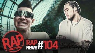 RapNews #104 [Oxxxymiron vs. ST, Пика, Тимати & Егор Крид]