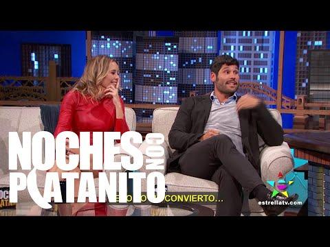 Entrevista con Dudu Azevedo y Christine Fernandes - Noches