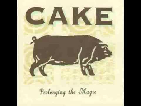Cake - You Turn The Screws (with lyrics)