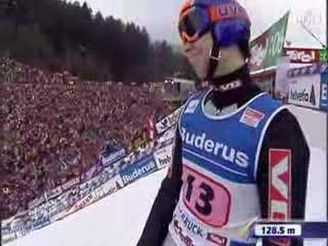 Download Anders Jacobsen wins at Bergisel, Innsbruck